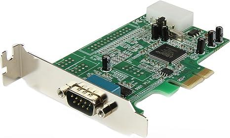 Amazon.com: StarTech. com PEX1S553LP adaptadora PCI Express ...
