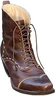 Stars & Stripes Damen Western-Boots »ASHLEY« Braun (41) oiJhwGCeQO