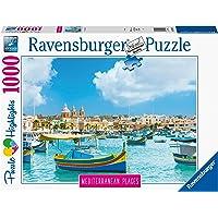 Ravensburger Puzzle, Malta, 1000 Parça