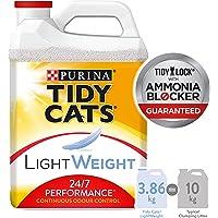 Tidy Cats 24/7 Performance Lightweight Cat Litter for Multiple Cats - 3.86 kg