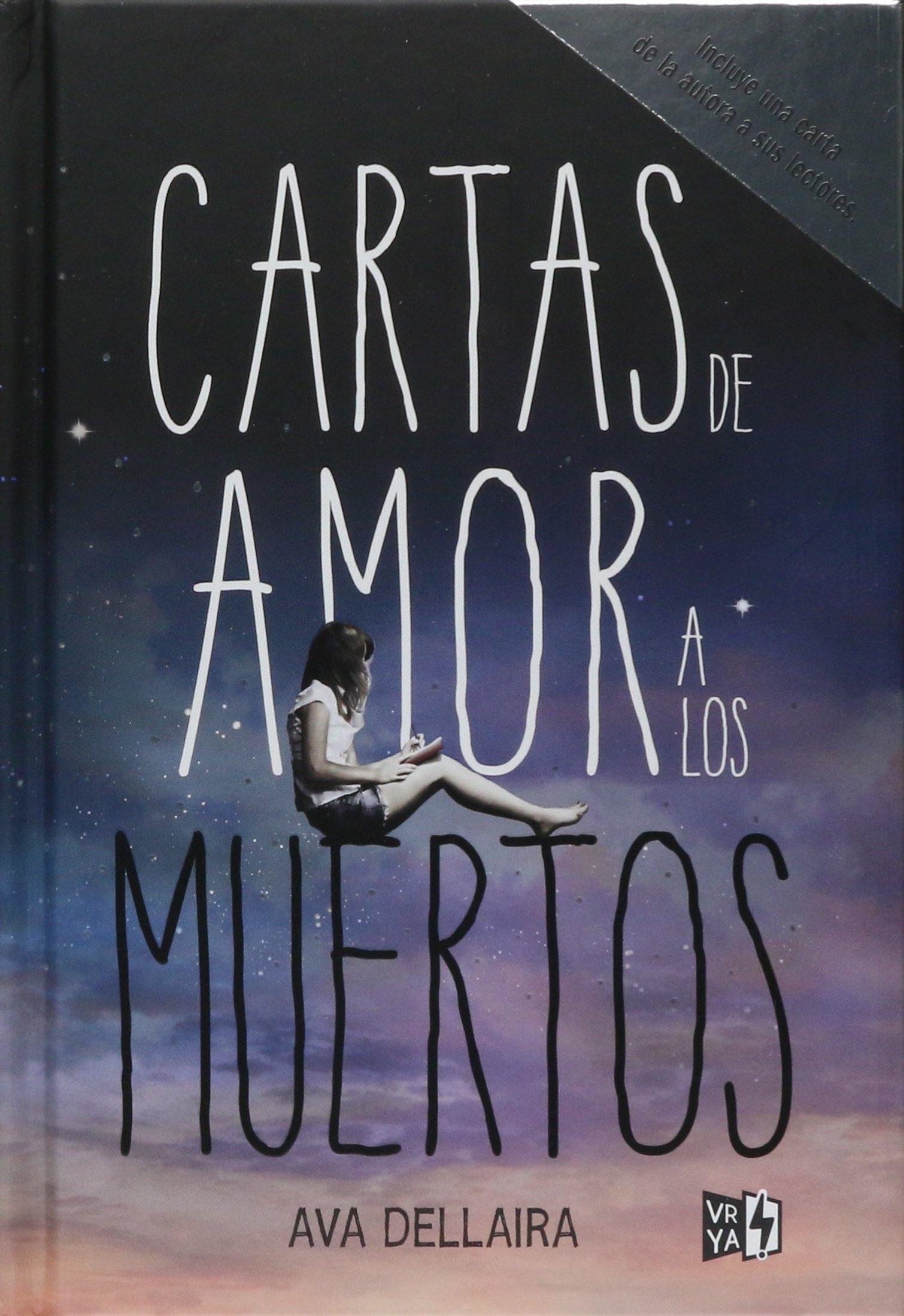 CARTA DE AMORA A LOS MUERTOS / ED. LUJO / PD.: AVA DELLAIRA ...