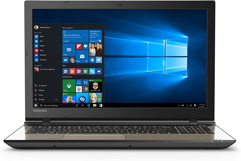 Toshiba Satellite L55-C5384 15.6-Inch Laptop