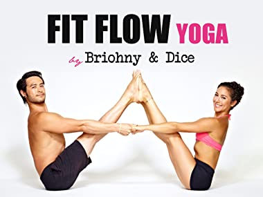 Amazon.com: Fit Flow Fly Yoga by Briohny and Dice