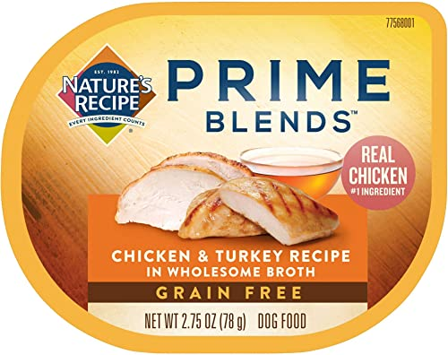 Nature's Recipe Prime Blends Wet Dog Food