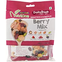 8WNSR Nutrione Baked Nuts & Dried Fruits Berry Mix, 196 g