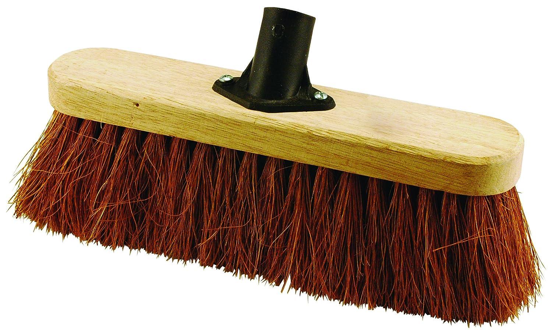 Cepillo para escoba 23 cm, fibras naturales Elliott
