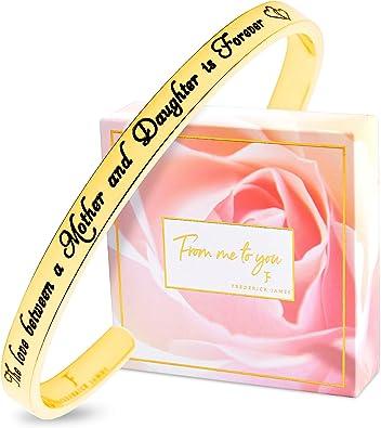 Amazon.com: Pulseras para madre e hija, regalo de cumpleaños ...