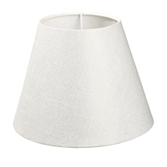 Lamp shade imisi desk lamp small table lamp linen fabric white lamp shade imisi desk lamp small table lamp linen fabric white lamp shade 7 x 53 aloadofball Image collections