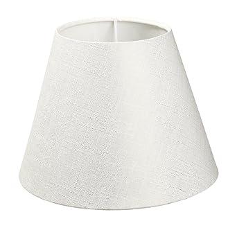 Lamp shade imisi desk lamp small table lamp linen fabric white lamp shade imisi desk lamp small table lamp linen fabric white lamp shade 7 x 53 aloadofball Choice Image