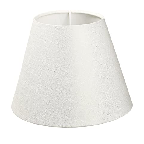 Lamp Shade IMISI desk lamp small table lamp Linen Fabric White ...