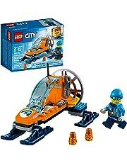 LEGO City Arctic Ice Glider 60190 Building Kit (50 Piece)