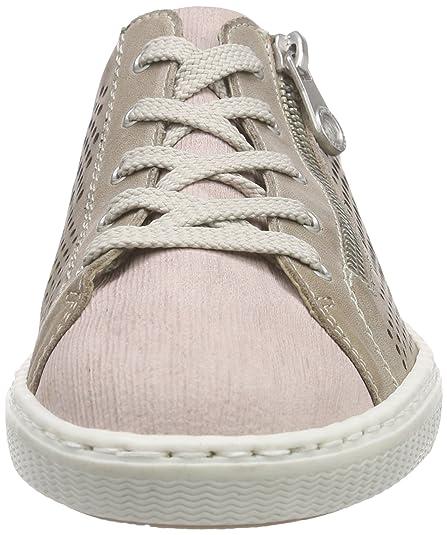Femmes M6003 Sneaker Rieker 6MuBiNES