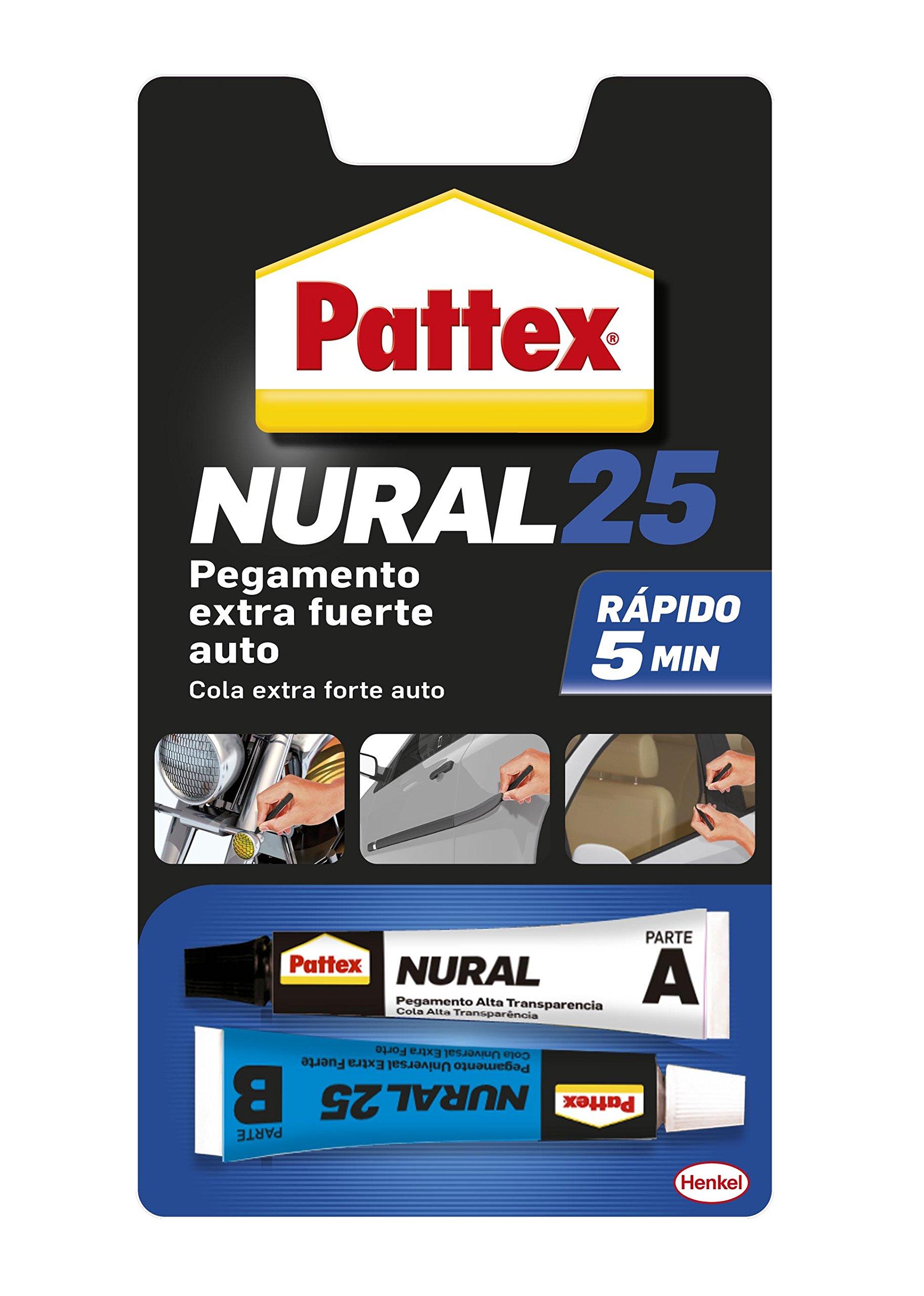 Pattex Nural 25, adhesivo extrafuerte para automóviles, 22ml product image