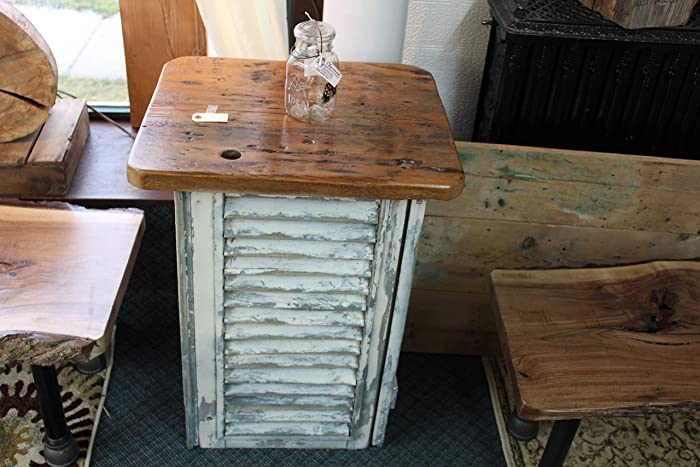 Amazon.com: barn wood kitchen island: Handmade