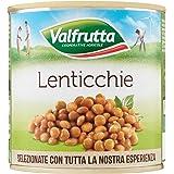 Valfrutta - Lenticchie, Natura di prima mano, 240 g quantità sgocciolata - 400 g