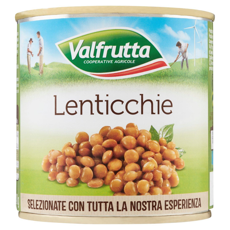 Valfrutta Lenticchie, 400 g