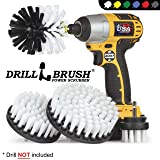 Drillbrush Automotive Soft White Drill Brush