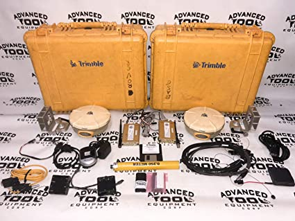 Trimble 5800 GPS Antenna Base & Rover Setup w/CDMA, Bluetooth Radio