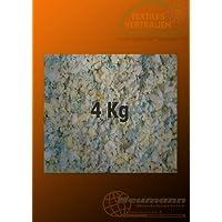 Schaumstoffflocken Füllmaterial Schaumstoff Flocken Basteln Verpackung (4 KG)