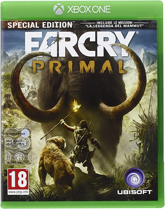 Ubisoft Far Cry Primal Special Edition, Xbox One - Juego (Xbox One ...