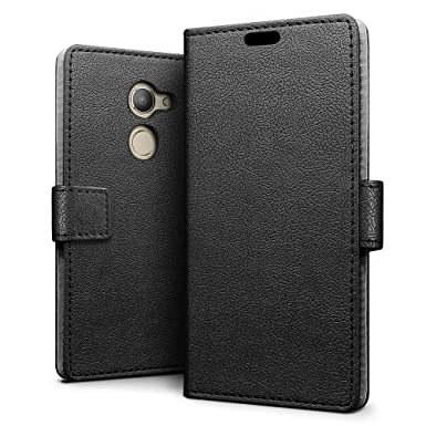 Cases, Covers & Skins Cell Phone Accessories For Vodafone Smart N8 Leather Stand Wallet Case Cover With Free Stylsh Pen