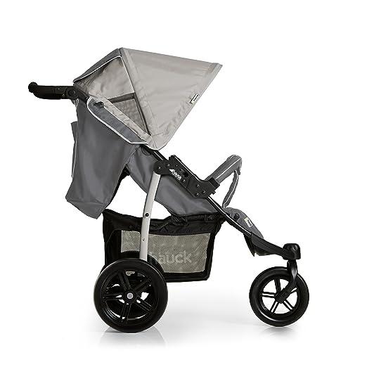 Amazon.com: Hauck Viper SLX - Cochecito, color gris: Baby