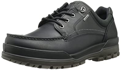 ECCO Men's Track 6 GTX Moc Toe Tie Oxford