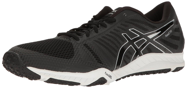ASICS Men's Fuzex TR Running Shoe B01H2KXAIE 11.5 D(M) US Black/Onyx/Silver