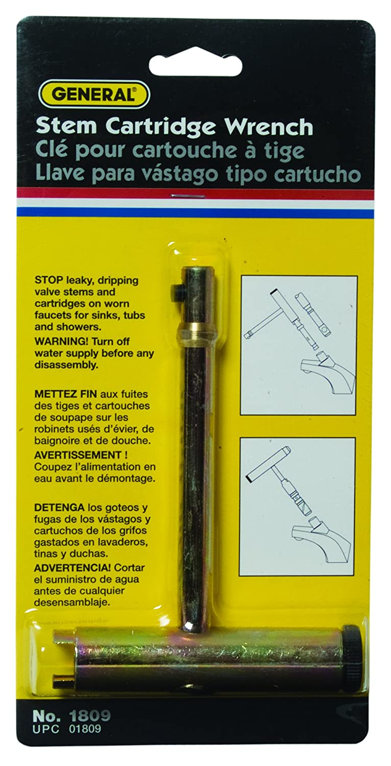 General Tools 1809 Stem and Cartridge Puller - Faucet Stems - Amazon.com