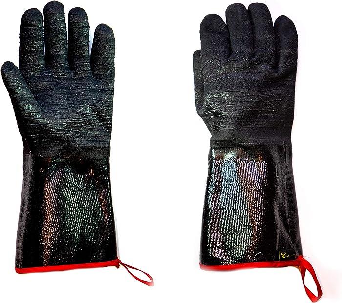The Best Gloves Heat Food