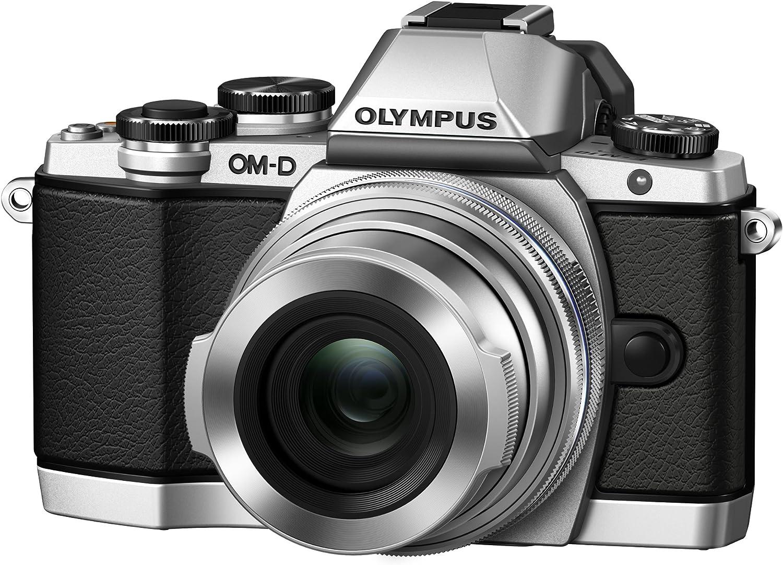 Olympus Lc 37c Automatischer Objektivdeckel Silber Kamera
