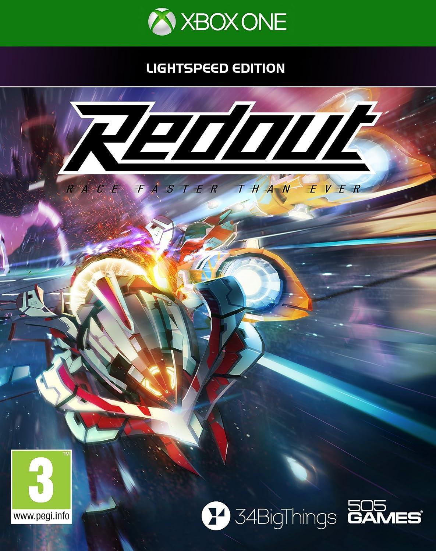 Redout Lightspeed Edition - Xbox One [Importación inglesa]: Amazon.es: Videojuegos
