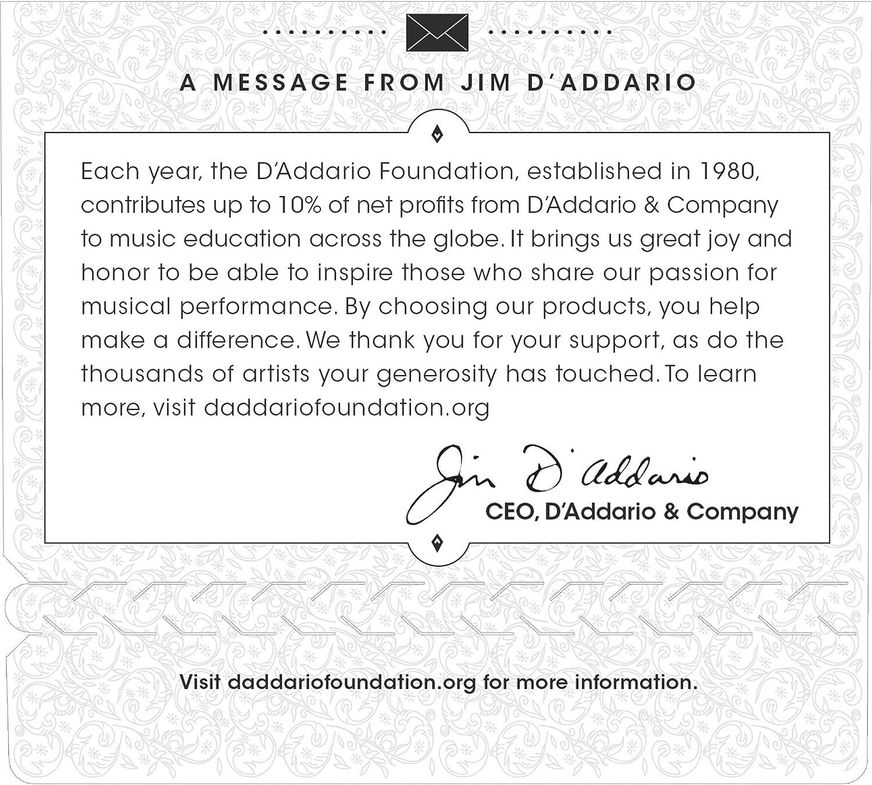 DAddario Cordes composites pour guitare classique DAddario Pro-Arte EJ45LP Normal