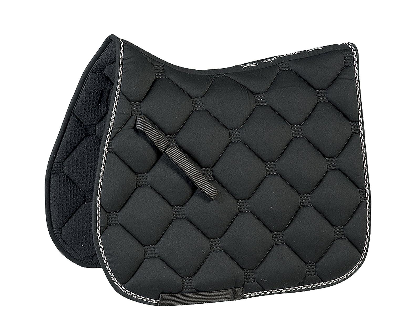 Mixte 204600 Black//Silver//Black Rope Equi-Theme//Equitm 204600 Tapis de Selle pour tomettes Taille Unique