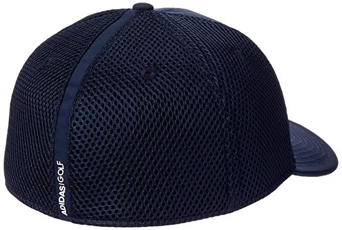 357b7d82 Amazon.com : adidas Golf 2019 Mens A-Stretch Tour Golf Cap Breathable Mesh  Hat : Sports & Outdoors