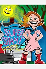 Super Shami And The Sumptuous Salad Kindle Edition