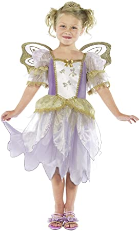 Smiffys - Disfraz de Hada para niña, Talla M (36331M): Amazon.es ...