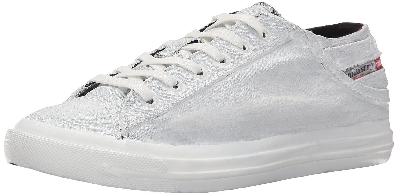 Diesel Women s Magnete Exposure IV Low W Treated Fashion Sneaker ... 257022525a6