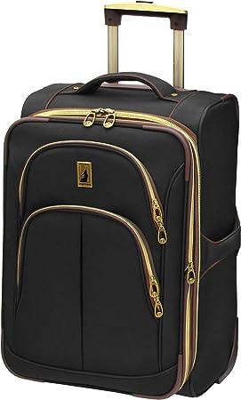 LONDON FOG Utralight Softside Expandable Upright Luggage