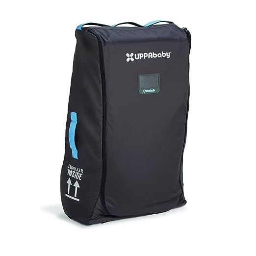 Amazon.com: UPPAbaby Vista + bolsa de viaje – Bryce (piel de ...
