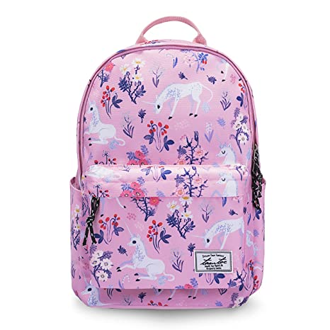 c5c3401bd46c tomtoc College Backpack for Women Girls, 14 Inch Laptop Backpack Computer  Bag Daypack Travel Bag School Bookbags Outdoor Weekend Bag - Fits up to 15  ...