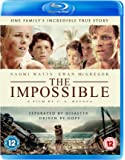 The Impossible [Blu-ray] [2013]