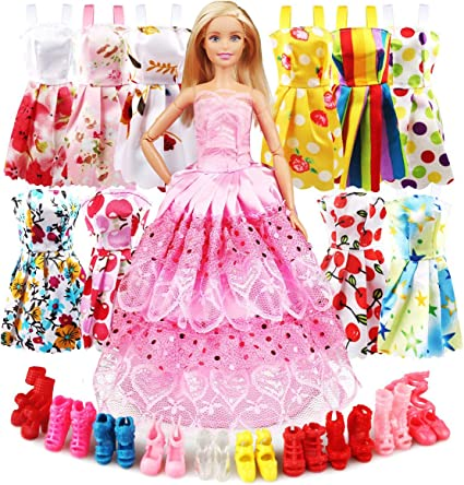 Free US shipping Curvy Barbie doll clothes SALE