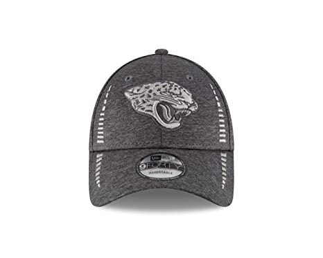 Image Unavailable. Image not available for. Color  New Era Jacksonville  Jaguars 9Forty NFL Graphite Shadow Speed Adjustable Hat 0d1a1567c