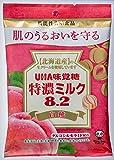 味覚糖 機能性表示食品 特濃ミルク8.2白桃 84g×6袋