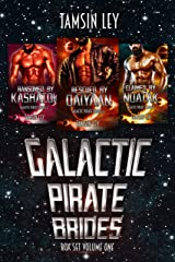 Galactic Pirate Brides: Box Set Volume One Kindle Edition
