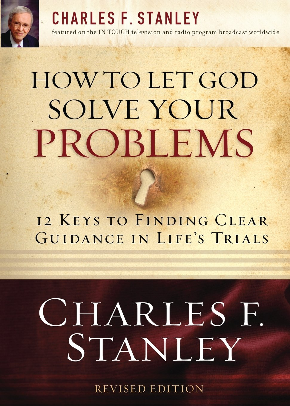 How to Let God Solve Your Problems: 12 Keys for Finding Clear Guidance in Life's Trials PDF