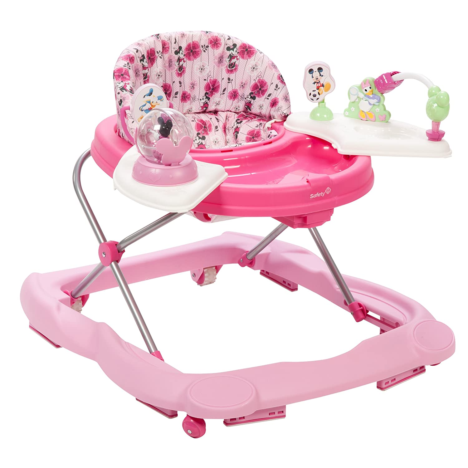 Disney Baby Music and Lights Walker, Floral Minnie Mouse by Disney ...