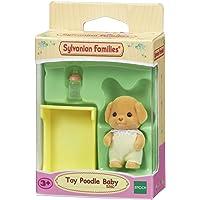 Sylvanian Families - 5260 - Bebé Perro Caniche