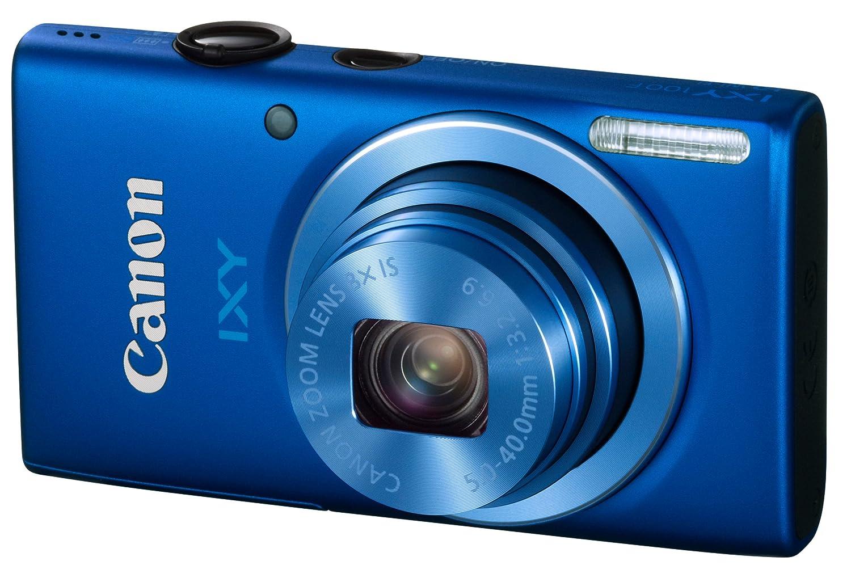 Canon デジタルカメラ IXY 100F(ブルー) 広角28mm 光学8倍ズーム IXY100F(BL)  ブルー B00EP712YC